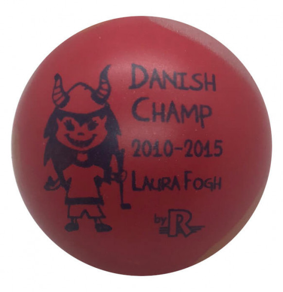 Danish Champ Laura Fogh 2010 - 2015