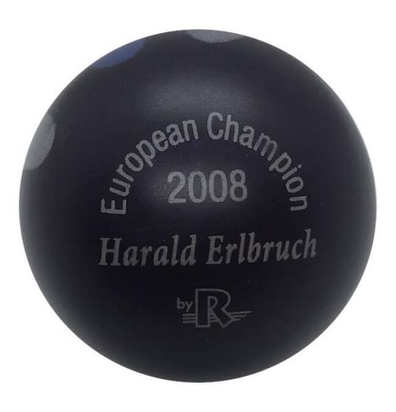 European Champion 2008 Harald Erlbruch dunkel-lila