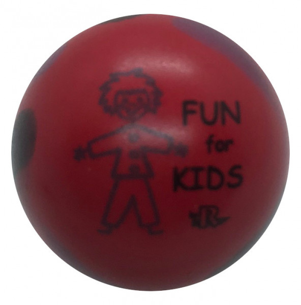 Fun for Kids red