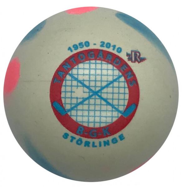 Tantogardens 1950 - 2010