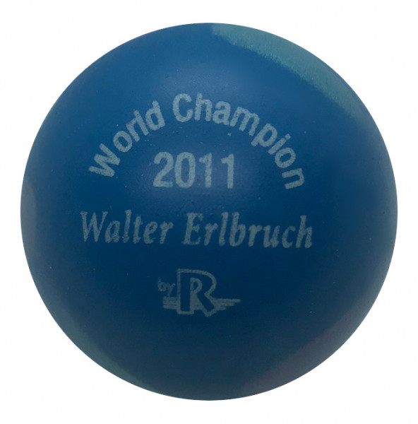 World Champion 2011 Walter Erlbruch blau