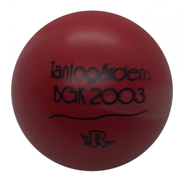 Tantogardens 2003 (GS)