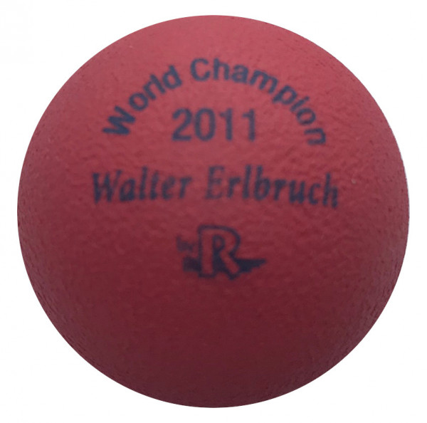 World Champion 2011 Walter Erlbruch pink