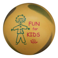 Fun for Kids gelb