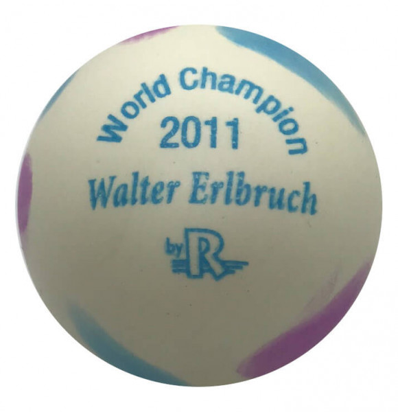 World Champion 2011 Walter Erlbruch weiß
