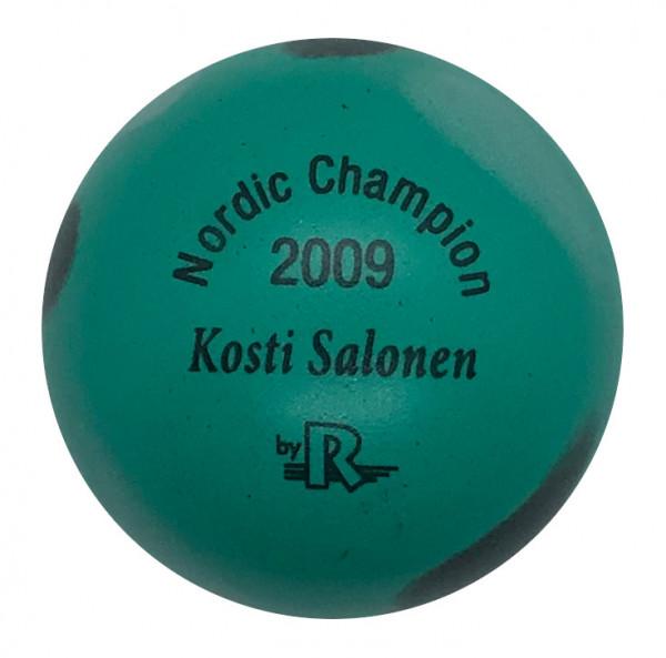 Nordic Champion 2009 Kosti Salonen