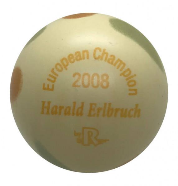 European Champion 2008 Harald Erlbruch weiß