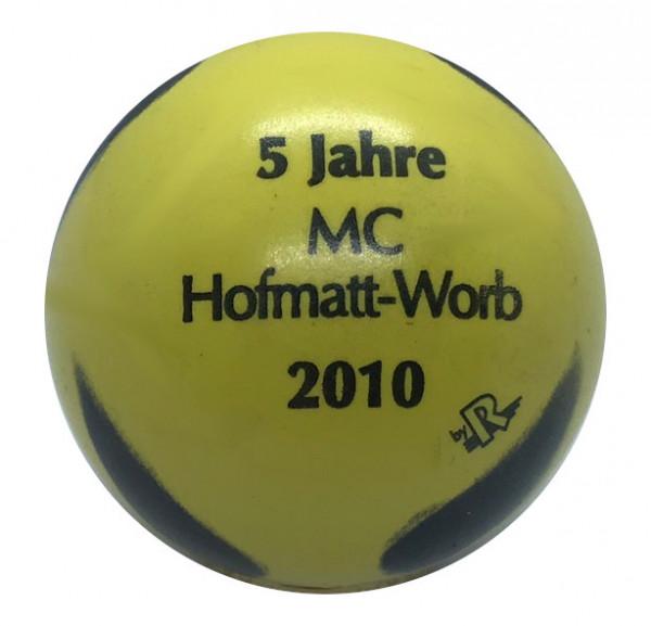 5 Jahre MC Hofmatt-Worb 2010