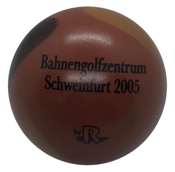Bahnengolfzentrum Schweinfurt 2005