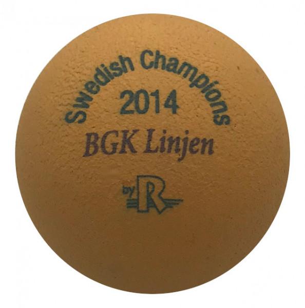 Swedish Champions 2014 BGK Linjen