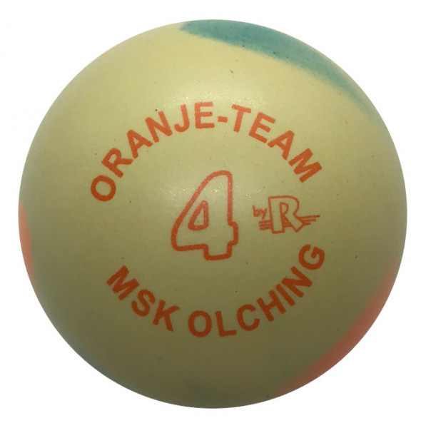 Oranje Team 4 MSK Olching
