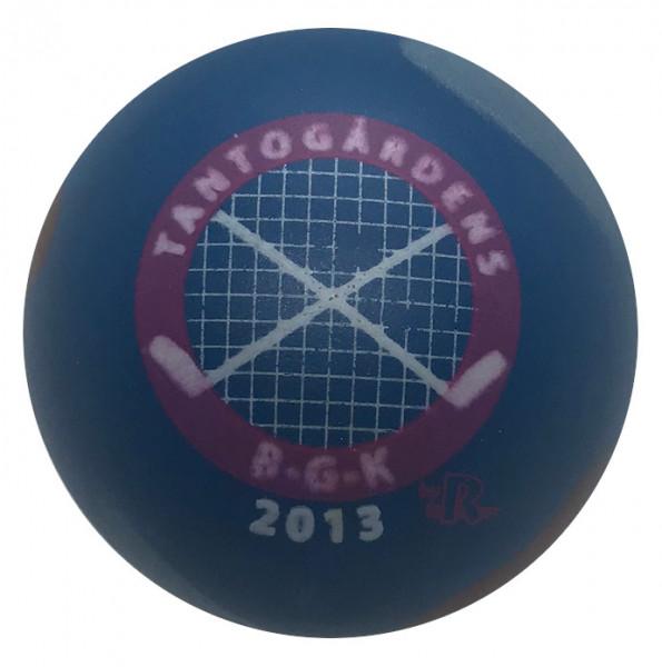 Tantogardens 2013